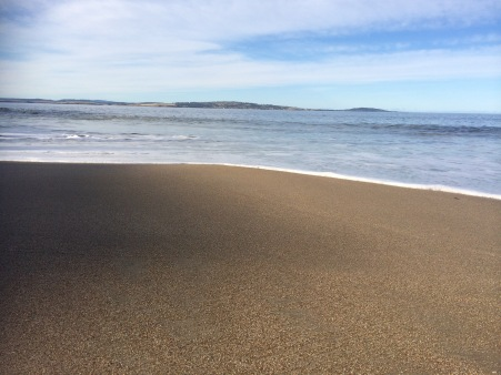 Blog header | Hinsby Beach | Taroona | Western Shore | derwent river
