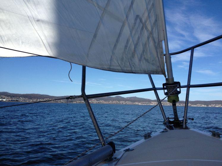Sailing Samos